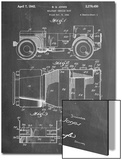 Willy's Jeep Patent Print