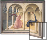 The Annunciation, circa 1438-45 Arte por  Fra Angelico