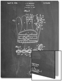 Baseball Glove Patent 1937 Prints