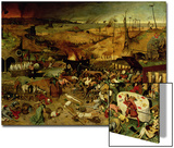 The Triumph of Death, circa 1562 Posters by Pieter Bruegel the Elder