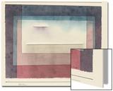 Dormant, 1930 Affiches par Paul Klee