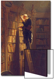 The Book Worm, about 1850 Posters by Carl Spitzweg
