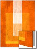 Orange Paper 2 Art by  NaxArt