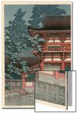 Kasuga Shrine, Nara Poster by Kawase Hasui
