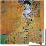 Portrait of Adele Bloch-Bauer I, 1907 Poster by Gustav Klimt