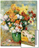 Bouquet of Chrysanthemums, circa 1884 Prints by Pierre-Auguste Renoir