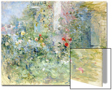 The Garden at Bougival, 1884 Posters by Berthe Morisot