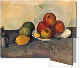 Still Life with Apples, C.1890 Prints by Paul Cézanne