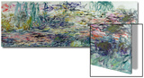 Waterlilies, 1917-19 Prints by Claude Monet