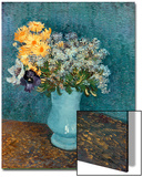 Vase of Lilacs, Daisies and Anemones, c.1887 Kunstdrucke von Vincent van Gogh