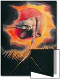 The Ancient of Days Poster von William Blake