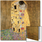 The Kiss, 1907-08 Print by Gustav Klimt
