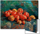 Apples Prints by Vincent van Gogh