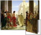 Ecce Homo Prints by Antonio Ciseri