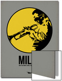 Miles 2 Posters by Aron Stein