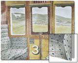 Train Landscape Posters by Eric Ravilious