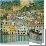 Malcesine, Lake Garda, 1913 Posters par Gustav Klimt