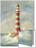 Lighthouse II Print by Danhui Nai