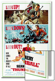 """Ian Fleming's Thunderball, 1965, """"Thunderball"""" Directed by Terence Young Prints"""
