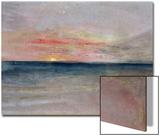 Sunset Prints by J. M. W. Turner