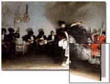 El Jaleo Prints by John Singer Sargent