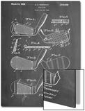 Golf Club, Club Head Patent Prints