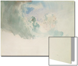 Sky Study Prints by J. M. W. Turner