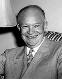 Dwight D. Eisenhower Photo by  Globe Photos LLC