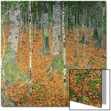 The Birch Wood, 1903 Prints by Gustav Klimt
