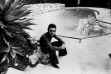 John Lennon Foto af  Globe Photos LLC