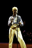 David Bowie Photo by  Globe Photos LLC