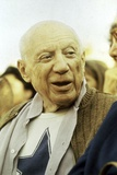 Pablo Picasso Photo by  Globe Photos LLC
