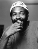 Marvin Gaye Photographie par  Globe Photos LLC
