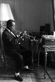 Louis Armstrong Photo by  Globe Photos LLC