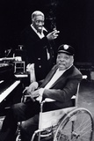 Count Basie Photo by  Globe Photos LLC