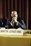 Martin Luther King Jr. Photo by  Globe Photos LLC