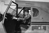 Amelia Earhart Photo by  Globe Photos LLC