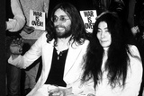 John Lennon Photo by  Globe Photos LLC