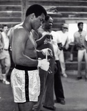 Mohamed Ali Photographie par  Globe Photos LLC
