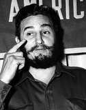 Fidel Castro Photo by  Globe Photos LLC