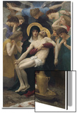 Pieta, 1876 Prints by William Adolphe Bouguereau