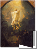 Ascension of Christ, 1636 Posters by  Rembrandt van Rijn