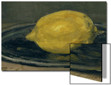 The Lemon, 1880 Posters by Édouard Manet