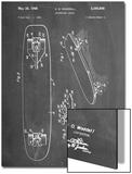 Vintage Skateboard Patent Art