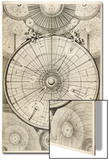 18th Century Astronomical Diagrams Prints by Library of Congress
