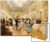 The Ball Prints by Victor Gabriel Gilbert