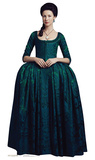Claire Fraser, French Version - Outlander Cardboard Cutouts
