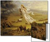 American Progress, 1872 Posters by John Gast