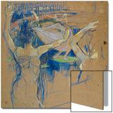 Ballet De Papa Chrysantheme, 1892 Print by Henri de Toulouse-Lautrec