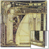 The Opera of the Wind, c.1902 Prints by Margaret MacDonald